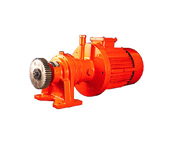 Planetary Geared Motors